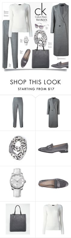 """""""Calvin Klein for Woman"""" by kiki-bi ❤ liked on Polyvore featuring Calvin Klein Collection and Calvin Klein"""