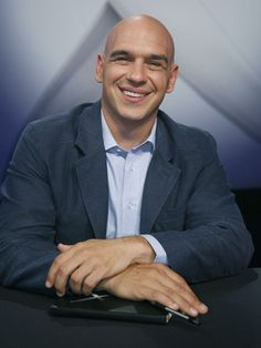 Chef Michael Symon... I have a thing for him!