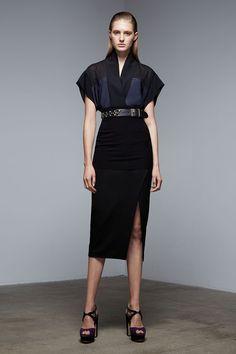 Donna Karan Pre-Fall 2015 Runway – Vogue