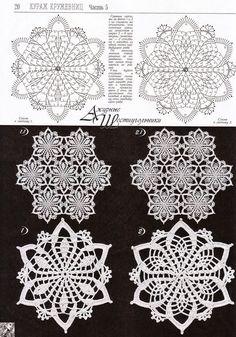 crochet elements pattern