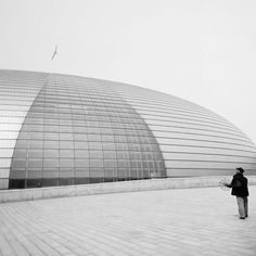 Pual Andreu - National centre of the performing art in Beijing
