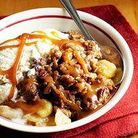 Nutty caramel apple crisp Recipes | Midwest Living