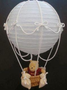 Hot air balloon light shade google search varsity pinterest disney hot air balloon lampshade aloadofball Images