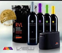 Only the finest and purest ingredients go into MonaVie products!