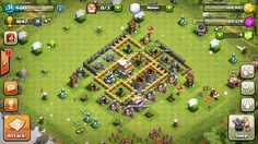 Clash of clans lvl 6 townhall defense