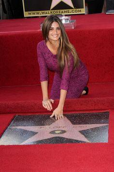Penelope Cruz gets a star!