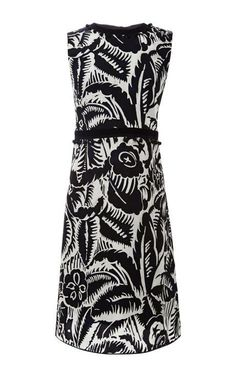 Floral-Print Sheath Dress by Marc Jacobs Now Available on Moda Operandi
