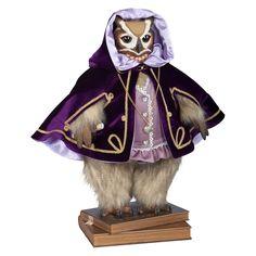 Сова Фрау Адель - коллекционная кукла