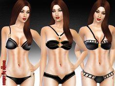 Saliwa's Glamour Bikini Set 002