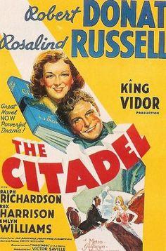 "1938 - Place 14 - ""The Citadel"" King Vidor"