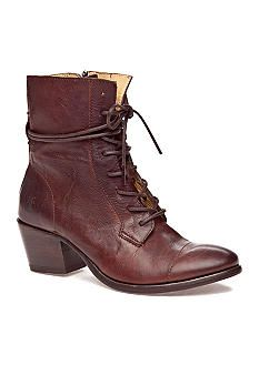 Frye Courtney Lace-up Boot - sure do love my brand!