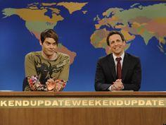50 'SNL' GIFs For Tonight's Season Premiere