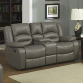 Found it at Wayfair - Axel Reclining Loveseat
