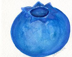 Watercolors Paintings Original Original by sandraculliton on Etsy