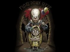i love that it is in the style of Tim Burton but it is super scary Estilo Tim Burton, Tim Burton Style, Tim Burton Art, Arte Horror, Horror Art, Scary Movies, Horror Movies, Desenhos Tim Burton, Le Clown