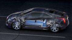 Cadillac ELR Regen On Demand Wins 2014 Green Car Technology Award