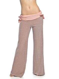 These look like the the most comfortable pants in the world...