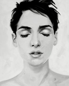 Winona Ryder Painting Fine Art Print Stranger Things by GARRYMILNEART