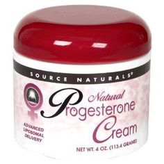 Progesterone Cream 4 Ounces  //Price: $ & FREE Shipping //     #hair #curles #style #haircare #shampoo #makeup #elixir