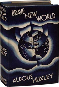 Brave New World | book jacket |1932