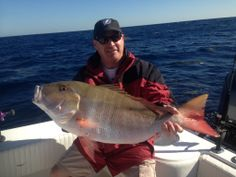Mutton Snapper Fishing Charter Boat