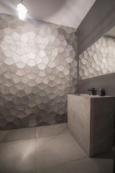 3d Wall Tiles, Decorative Wall Tiles, Microsoft, Acrylic Wall Panels, Fireplace Tv Wall, Concrete Tiles, Modern Wall, Wall Design, Home Interior Design