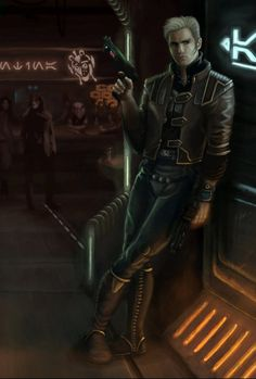 Gunslinger by aDarlington on DeviantArt