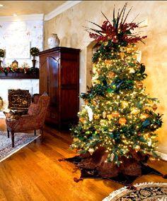 Beautiful Christmas decorations....