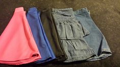 A few skirts I own. Great for the warm weather. Warm Weather, My Outfit, Cute Outfits, Skirts, How To Wear, Shopping, Fashion, Moda, La Mode
