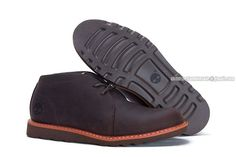 Timberland Men's Brook Park Chukka Red-Brown Fleece Boots $ 80.00
