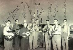 Bob Wills and His Texas Playboys. Western Swing at it's best! Best Country Music, Country Music Artists, Country Music Stars, Country Singers, Texas Music, Music Pics, Texas History, Cool Countries, Concert Posters