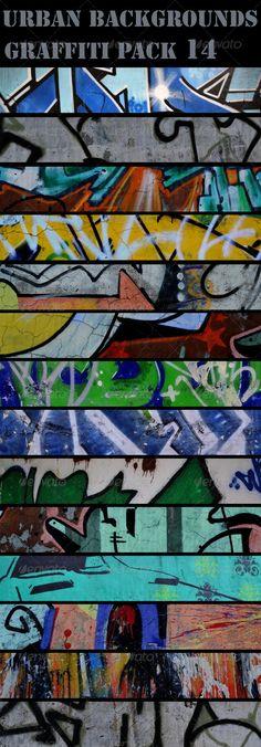 20 best urban graffiti backgrounds collection images texture rh pinterest com