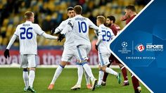Melhores Momentos - Dínamo Kiev 6 x 0 Besiktas - Champions League (06/12...