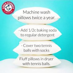Pin for Later: 19 Cleaning Hacks to Keep Your Place Spick and Span Pillow Hack Household Cleaning Tips, House Cleaning Tips, Cleaning Recipes, Toilet Cleaning, Cleaning Diy, Cleaning Supplies, Deep Cleaning Tips, Kitchen Cleaning, Spring Cleaning Tips