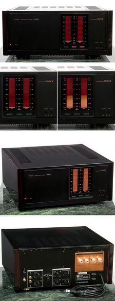 InJapan.ru — Sansui... усилитель мощности SANSUI B-2301L VINTAGE наша компания проведено техобслуживание (хороший товар) — просмотр лота