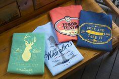 Texas T-Shirts | Paris Texas Apparel Co. - http://www.paristexasco.com/Shirts_s/1826.htm