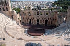 Acropoli - Teatro Odeon