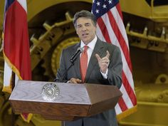 Governor Rick Perry (R - TX)