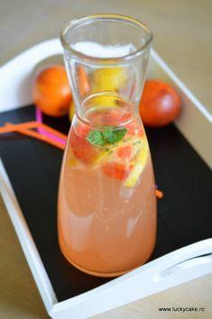 limonada portocale menta lamaie
