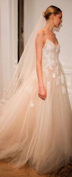 beauteous wedding dresses designer ellie saab monique lhuillier 2016