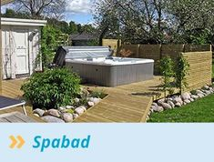 Placering | Spabadsbutiken Pool Spa, Outdoor Furniture Sets, Outdoor Decor, Jacuzzi, Bad, Aqua, Google, Home Decor, Water