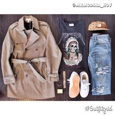 Outfitgrid started as a way of bringing the community together to showcase style.
