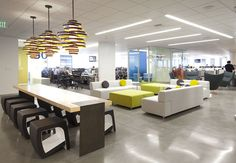 Russell Investments' Offices - Seattle - Office Snapshots