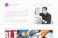 web design idea