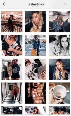 Best Instagram Feeds, Instagram Feed Ideas Posts, Instagram Themes Ideas, Instagram Aesthetic Ideas, Instagram Feed Goals, Diy Clothes Videos, Vintage Instagram, Vide Dressing, Instagram Fashion