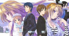 Anime Light Novels: Golden Time Volume 1 - A Blackout in Spring