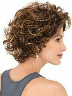 Kısa saç kesim modelleri Short haircuts Related posts:Pixie Cuts for Blonde Curly HairFor medium length hair! Short Natural Curly Hair, Curly Hair Cuts, Short Hair Cuts, Curly Hair Styles, Curly Short, Frizzy Hair, Pixie Cuts, Thick Hair, Short Shag