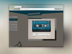 CDC jukebox | Studio Lezard Graphique