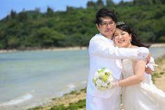 My wedding at Ishigaki island in Japan