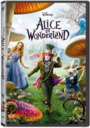 Alice in Wonderland - Johnny Depp, Mia Wasikowska, Anne Hathaway, Helena Bonham Carter, Tim Burton Mia Wasikowska, Film Disney, Disney Movies, Disney Pixar, Disney Fun, Walt Disney Pictures, Lewis Carroll, Anne Hathaway, Alice In Wonderland Watch